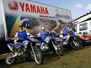 Teram Yamaha no Rally Internacional dos Sertões 2007