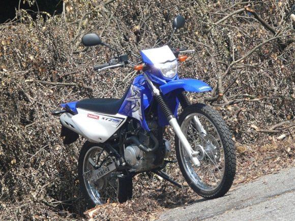 Teste Yamaha XTZ 125