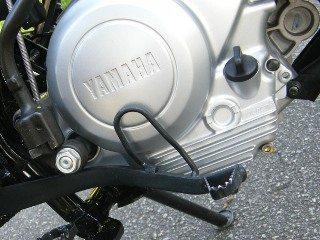 Para uso na terra o motor precisa de proteção no carter. Foram produzidas 17.606 unidades em 2010.