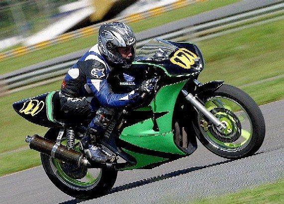 Thiago vence nas 500cc em Brasília