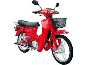 Foto: modelo Star de 50 cc