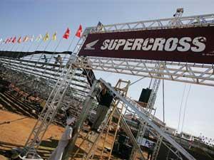 Foto: Arquibancadas do Brasileiro de Supercross