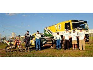 Uma das principais equipes do Sertões, a Petrobras Lubrax está preparada para mais um grande desafio