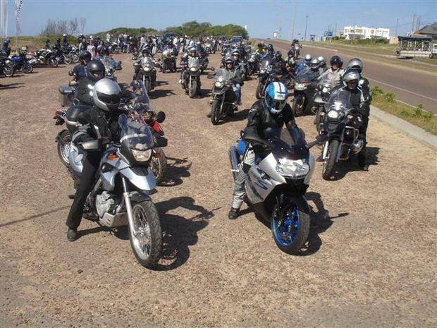 Uma marca e muitas motos