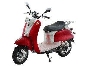 V500: scooter elétrica com design retrô