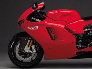 Foto: Ducati desmosedici