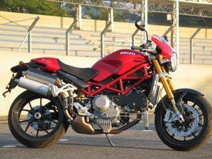 Foto: Ducati Monster