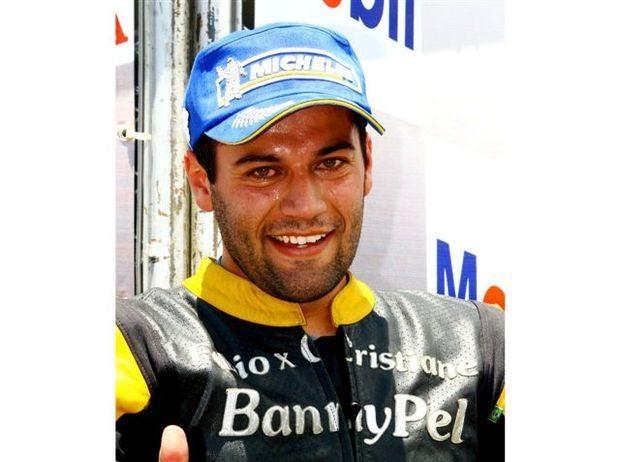 Foto: Fbio Peasson, piloto da 250cc