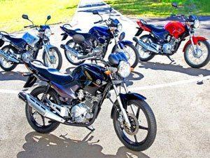 Venda de motos em 2008