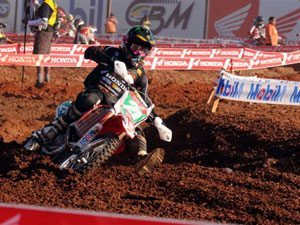 Foto: Wellington Garcia, piloto da MX1 do Team Honda