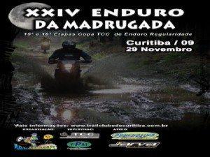 XXIV Enduro da Madrugada - 15ª e 16ª Etapas/Final Copa TCC 2009 de Enduro Regularidade 29/11/2009 - Curitiba - Pr