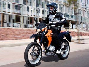Foto: XTZ 125 motard: em breve!