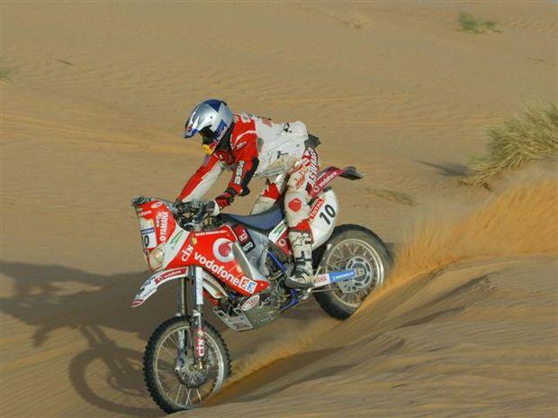 Yamaha é Campeã no Lisboa-Dakar