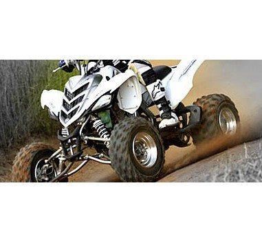 Yamaha expõe ATV`s e campeã do Rally dos Sertões na Adventure Fair