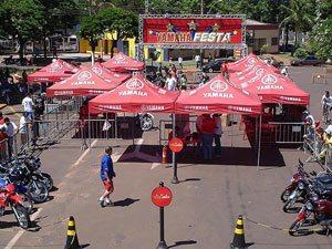 Yamaha Festa reúne diversão e check up grátis da moto
