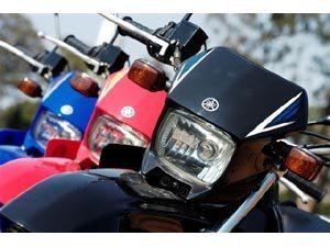 Yamaha XTZ 125 2008