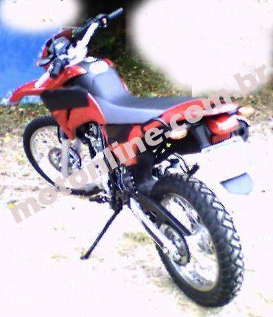 Yamaha XTZ 250, apressado, filtro, sugestão etc