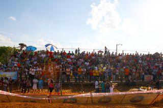 Campeonato Mineiro de Motocross, garantia de arquibancadas lotadas