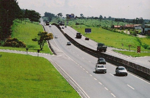 Via Dutra, km 39 SP
