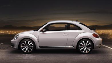 Terceira geração do Beetle