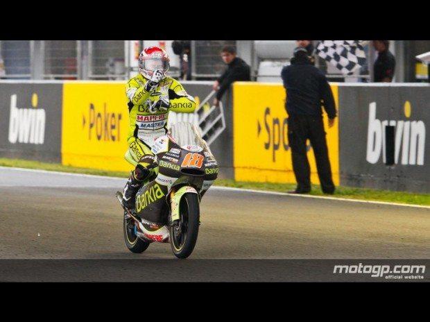 Terol soma segunda vitória da época em Jerez 2011