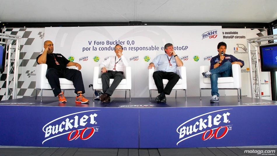 Campanha de condução segura da Buckler começa em Jerez