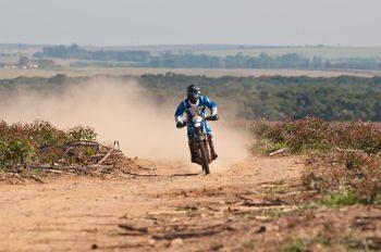 Ramon Sacilotti foi o mais rápido dentre as motos