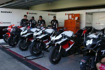 A equipe TNT Suzuki Maxima terá três pilotos correndo em Curitiba (PR)