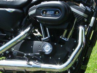 Motor robusto feito para durar uma vida