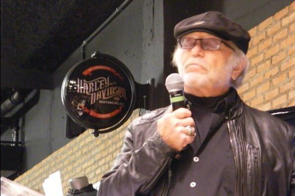 Willie G. Davidson, neto do fundador veio prestigiar