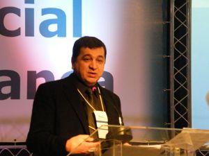 Palestrante Walter Kauffmann Neto, assessor da ONG Alerta