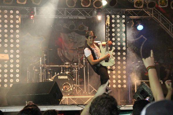 Guitarrista: Philipe Nunes