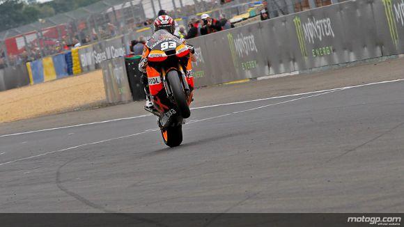 Marc Marquez, Team Catalunya Caixa Repsol, Le Mans RAC