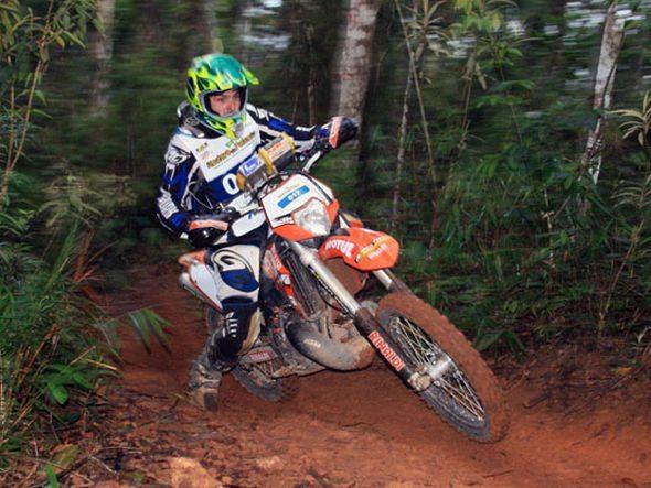 José Alexandre Tommaso, de Volta Redonda/RJ, lidera a categoria Over40