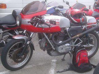 Ducati 750 Supersport, o começo de uma revolução no esporte