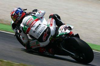 Jonathan Rea, piloto da equipe Castrol Honda no Mundial de Superbike