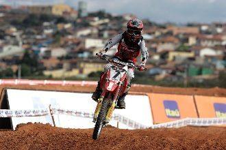 Pedro Bueno, categoria 85cc
