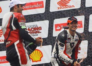 Cidalgo Chinasso Filho, piloto da categoria 600 Hornet (Honda) no Racing Festival