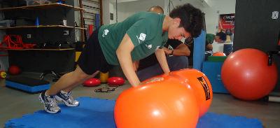 Com muita dedicação, disciplina e acompanhamento de profissionais especializados, Granado perdeu 4 kg em três semanas