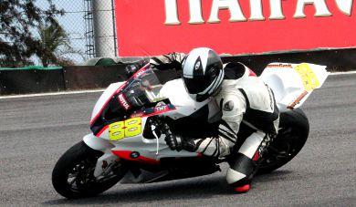 Diego Pretel é o pole position da primeira prova do SuperBike Series em Sta. Cruz do Sul