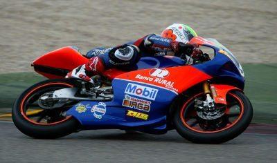 """""""Nunca havia andado com a minha moto na Catalunya e pude sentir o traçado"""", disse Granado"""