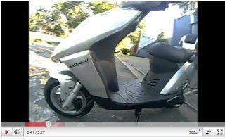 Honda inicia programa de demonstração do scooter EV-neo na