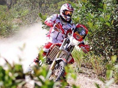 Mafra em ação no Rally da Amazônia 2011