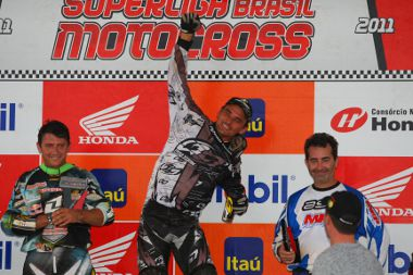 Milton Becker, piloto da categoria MX3 na Superliga Brasil de Motocross