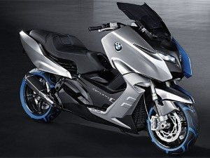 E-scooter da BMW