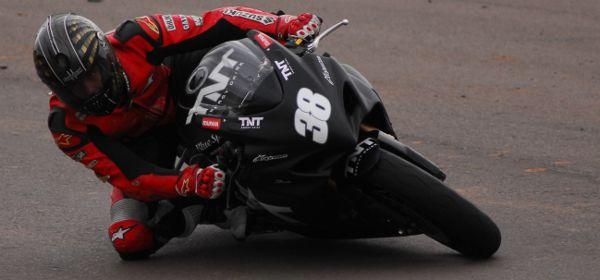 Ivan Gouvea (#38) é líder na sua categoria