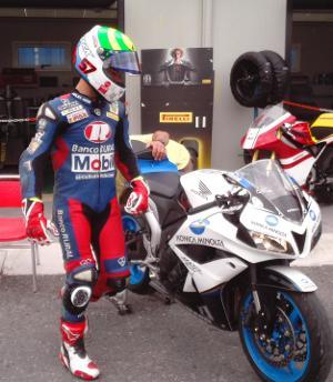 Eric está na quinta colocação geral do Espanhol de Motovelocidade, com 31 pontos