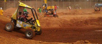 Competição ocorre nos dias 30 e 31 julho, em Sarzedo, Minas Gerais