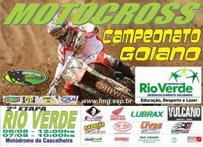 Goiano de Motocross - Rio Verde(GO)