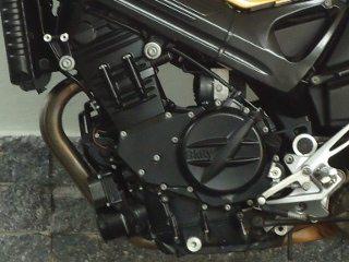 Motor excepcional, muito elasticidade e potência disponível